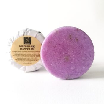 Dandruff-Who Shampoo Bar For Dandruff Care