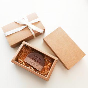 Chocolate Bar Soap Gift