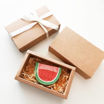 Watermelon Soap Gift